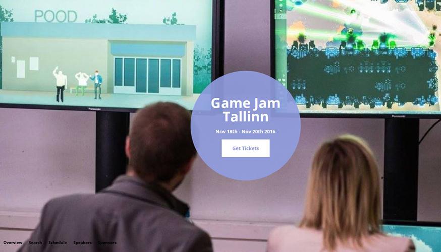 Partner Event: IGDA GameJam 2016