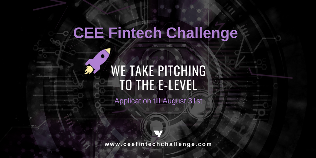 CEE Fintech Challenge has just launched