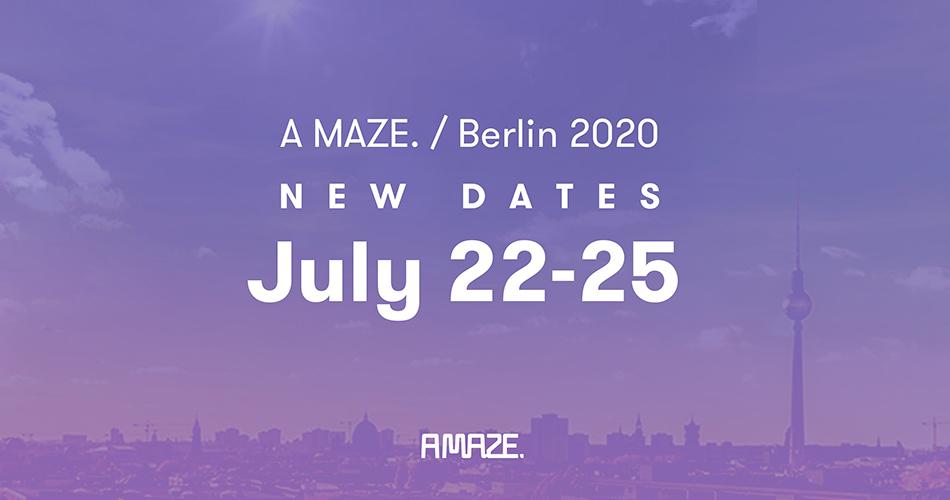 A MAZE. / BERLIN