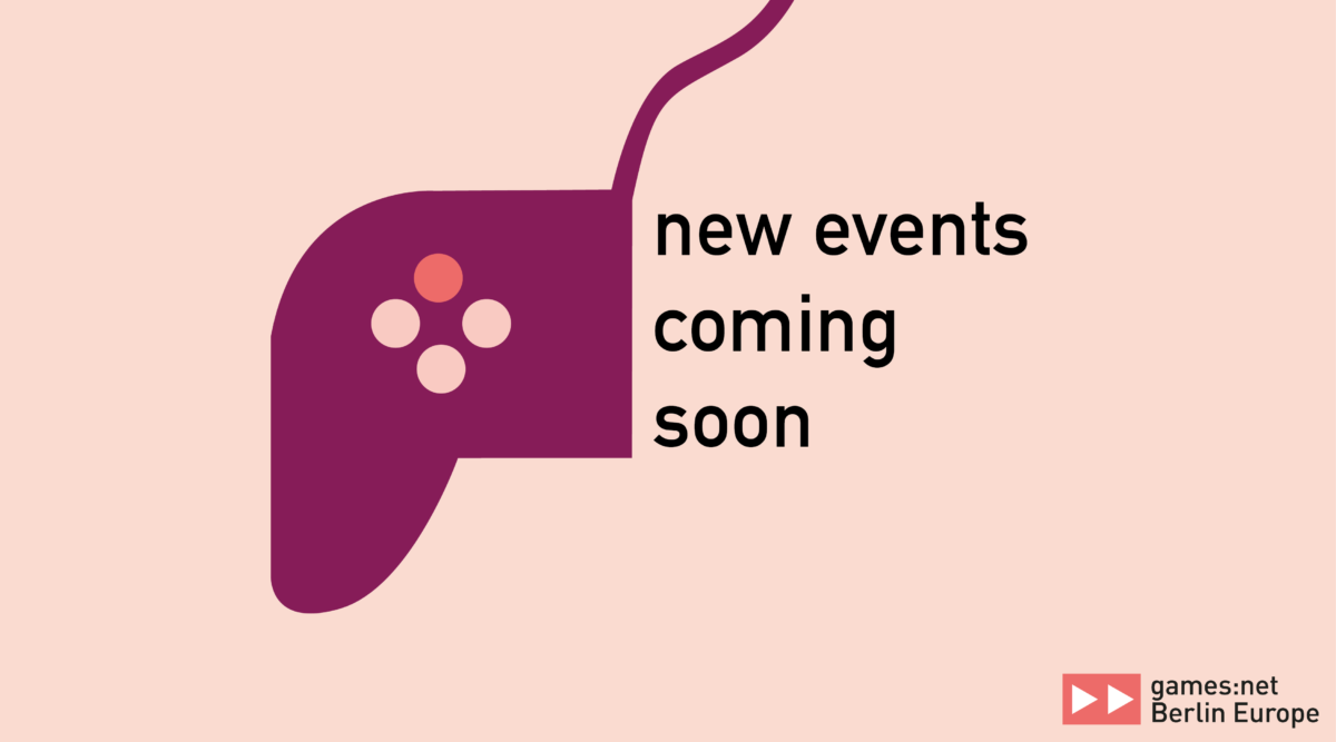 New events coming soon!